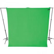 Westcott 130 9' x 10' Green Screen Backdrop (wrinkle resistant) (2.7 x 3 m)