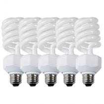 Westcott K4827 Daylight Fluorescent Lamps (27-watt, 5-pack)