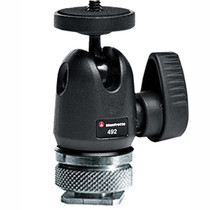 Manfrotto 492LCD Micro Ball Head by Manfrotto