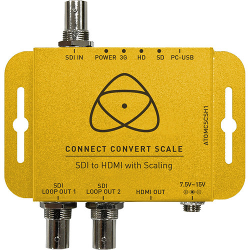 Atomos Connect Convert Scale SDI to HDMI device