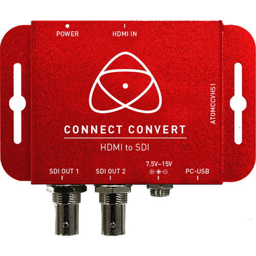 Atomos Connect Convert HDMI to SDI device