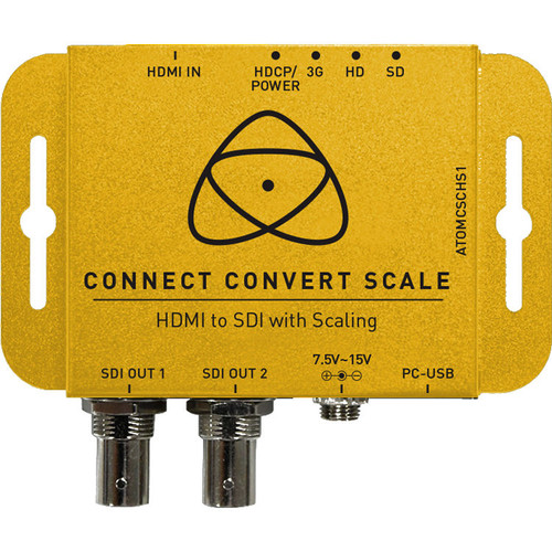 Atomos Connect Convert Scale HDMI to SDI device