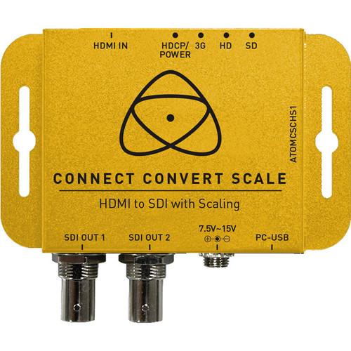 Atomos Connect Convert Scale HDMI to SDI device