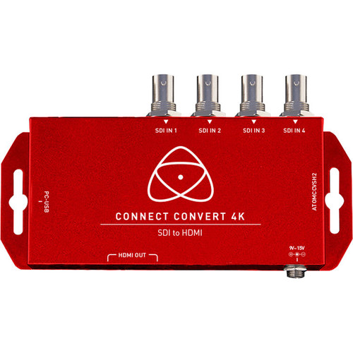 Atomos Connect Convert 4K SDI To HDMI device