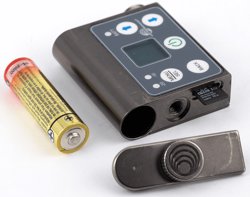 Lectrosonics SMWB Wideband Digital Hybrid Wireless Transmitter/Recorder - WB Series (Single AA Battery)