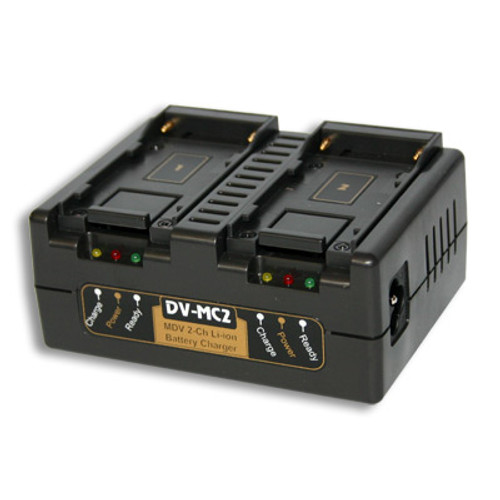 Hawk-Woods DV-MC2 2-Channel Simultaneous MDV Fast Charger