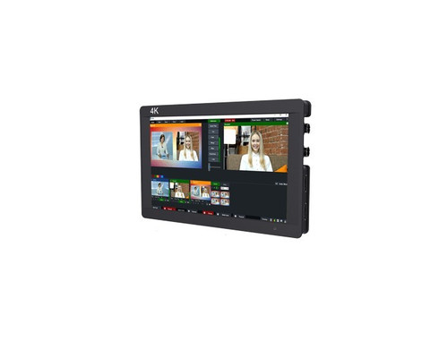 "vMix F7S 7"" SDI 4K HDMI Display and Output Monitor"