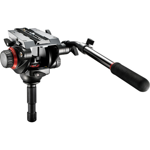 Manfrotto 504HD 546BK by Manfrotto