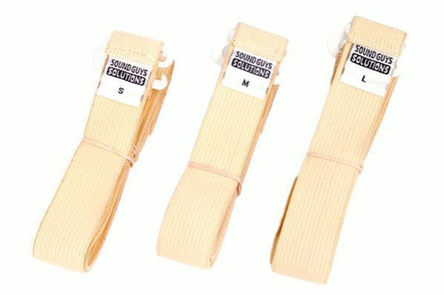 Sound Guys Solutions STRAP-UNI-BE Universal Lav Strap (Beige)