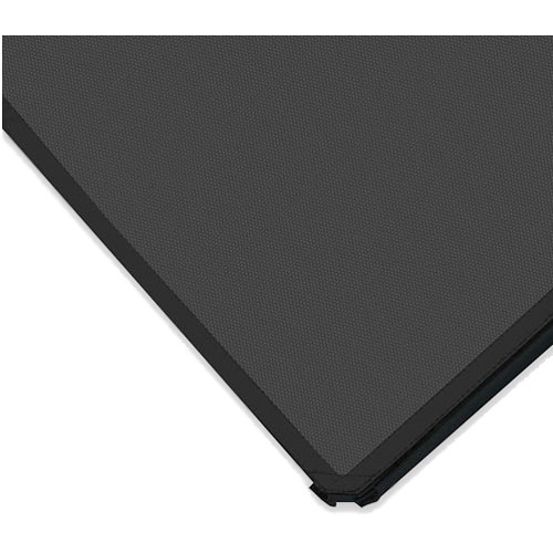 Westcott 1876 Scrim Jim Medium Black Block Fabric