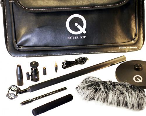 Que Audio Sniper Kit