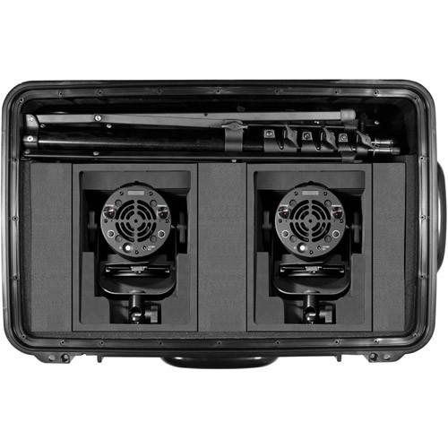 Fiilex K201CL - P360 Classic 2 Light Interview Kit