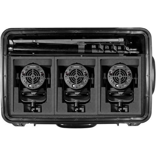 Fiilex K301CL - P360 Classic 3 Light Interview Kit