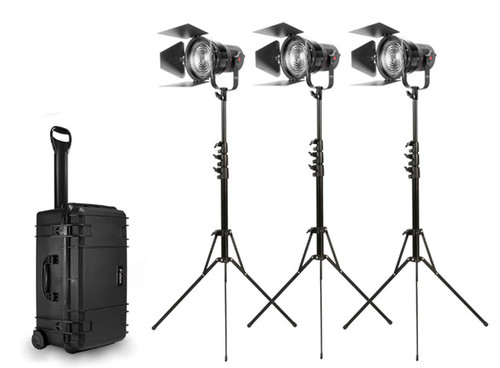 Fiilex K305CL - P360 Classic 3 Light Travel Kit