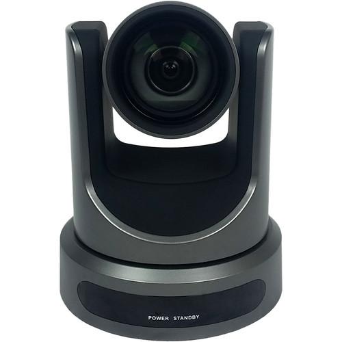 PTZOptics 12x-USB Gen2 Live Streaming Camera (Gray)