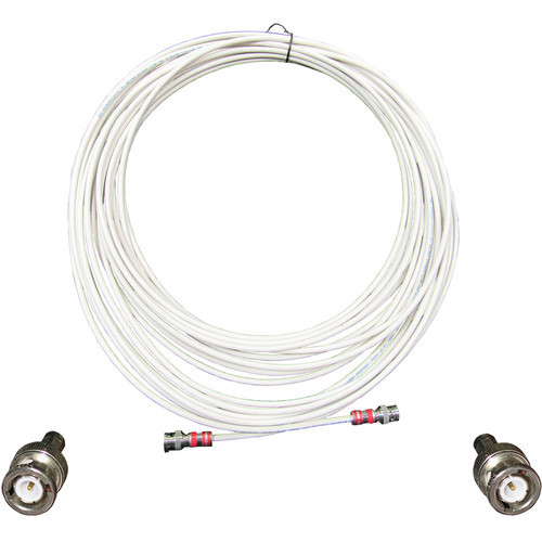 PTZOptics HD-SDI Male to Male Plenum-Rated Video Broadcast Cable (25')