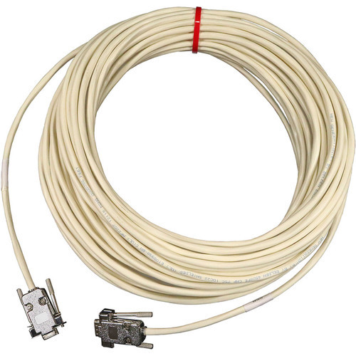 PTZOptics Serial DB9 Male to Female Plenum-Rated Extender Cable (75')