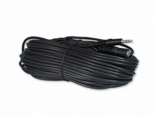Hosa MHE-125 Headphone Extension Cable 3.5 mm TRS to 3.5 mm TRS 25 ft