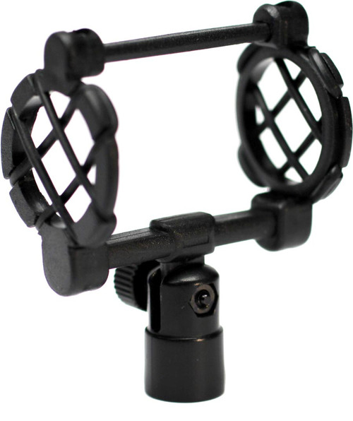 Que Audio Shockmount for Mini Shotgun Mic by Que Audio