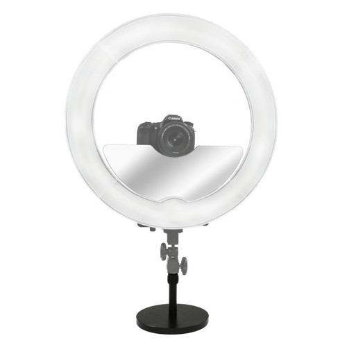 Prismatic Weighted Light Stand with Ball Head Mount