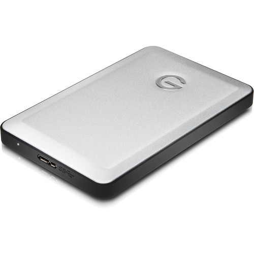G-Technology 1TB G-DRIVE Micro-USB 3.0 mobile Hard Drive