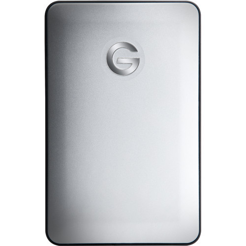 G-Technology 2TB G-DRIVE Micro-USB 3.0 mobile Hard Drive