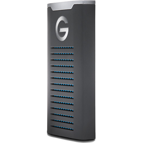 G-Technology 500GB G-DRIVE R-Series USB 3.1 Type-C mobile SSD