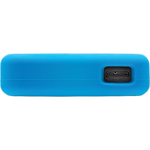 G-Technology 4TB G-DRIVE ev RaW USB 3.0 Hard Drive with Rugged Bumper