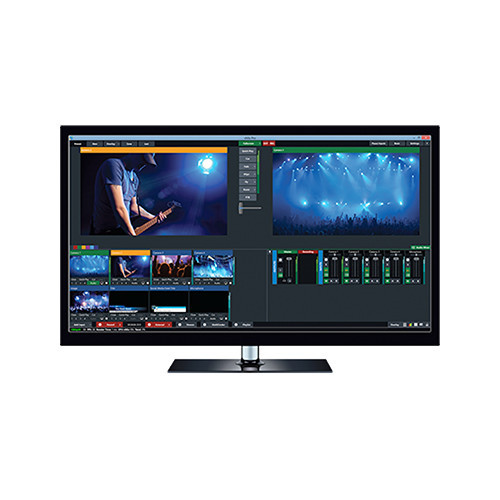 vMix Basic HD Live Production Software