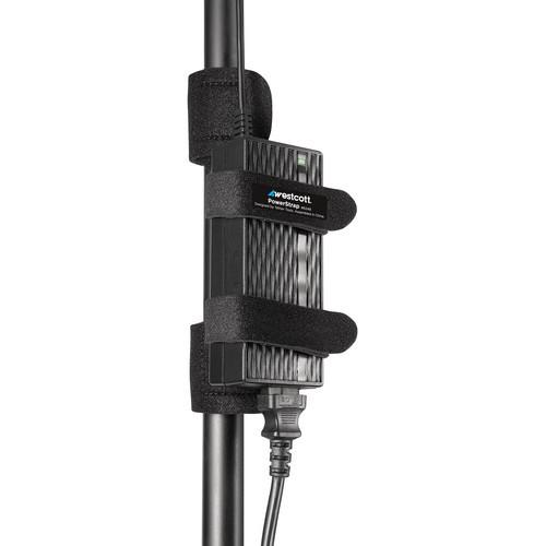 Westcott Solix LED Light Kit, PowerStrap