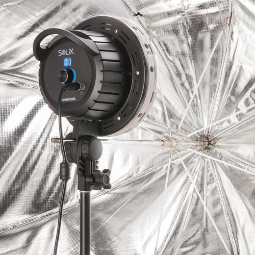 Westcott Westcott Solix LED Apollo Orb 1-Light Kit