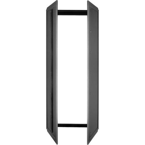 Westcott 7483 Flex Barndoor System (1' x 3')