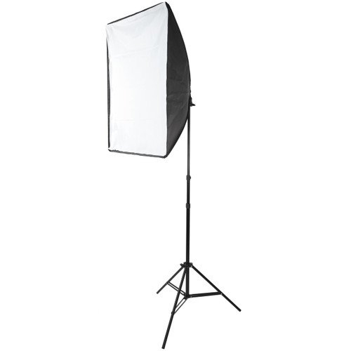 Diva Ring Light Soft Box on Light Stand with Diffusion Cloth