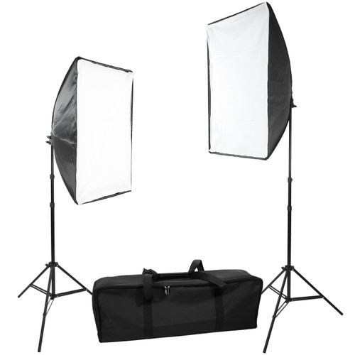 Diva Ring Light Complete Soft Box Kit with Bag