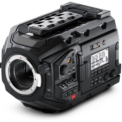 Blackmagic Design BMD-CINEURSAMUPRO46K Blackmagic URSA Mini Pro 4.6K