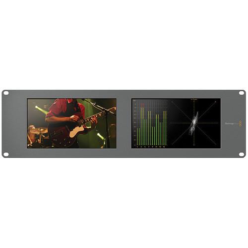Blackmagic Design BMD-HDL-SMTWSCOPEDUO4K2 SmartScope Duo 4K 2