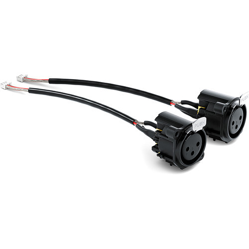 Blackmagic Design BMD-BMUMCA/XLRCABLE XLR Input Cable, URSA Mini