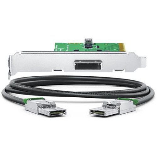 Blackmagic Design BMD-BDLKULSR4KEXTSPK Blackmagic PCIe Cable Kit