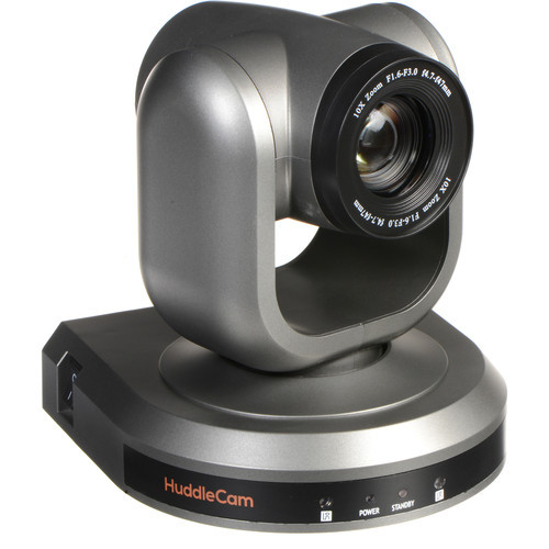 HuddlecamHD HC10X-GY-G3 HuddleCamHD PTZ Camera (Gray)