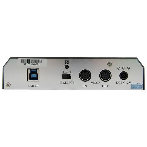 HuddlecamHD HC10X-GY-G3 HuddleCamHD PTZ Camera (Gray)