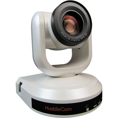 HuddlecamHD HC10X-WH-G3 HuddleCamHD PTZ Camera (White)