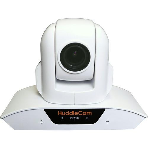 HuddlecamHD HC10XA-WH PTZ Camera with Built-In Audio (White)