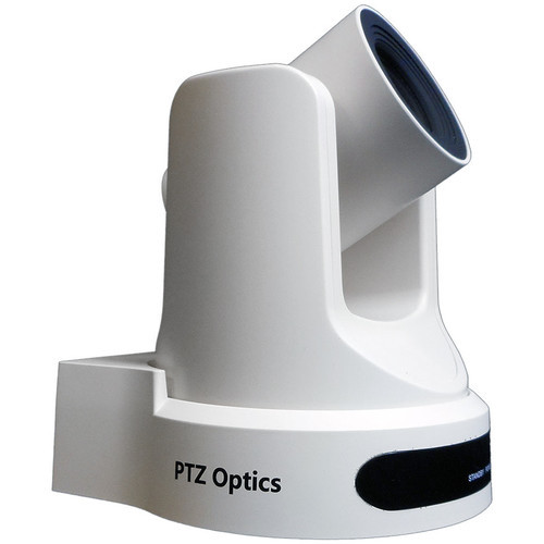 PTZ Optics PT20X-NDI-WH 20x Network Device Interface Camera