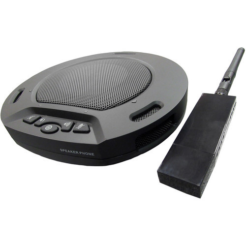 HuddlecamHD HP-AIR-BA-BK HuddlePod Air Wireless Speakerphone