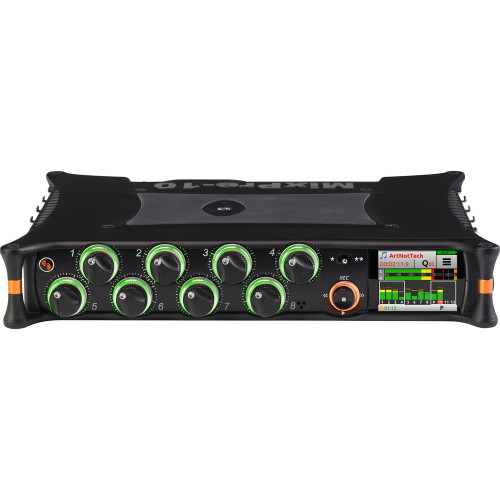 Sound Devices MixPre-10M Portable 12-Track Audio Recorder
