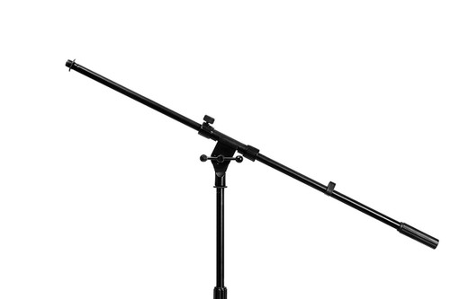 On Stage MS7701C Tripod Microphone Boom Stand