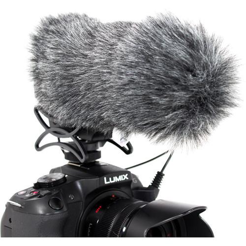 Azden SWS-30 Furry Windshield Cover