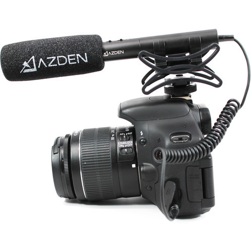 Azden SMH-X Universal Shockmount for Camera Shoes and Boompoles