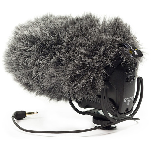 Rode DeadCat VMP+ Furry Wind Cover for the VideoMic Pro+