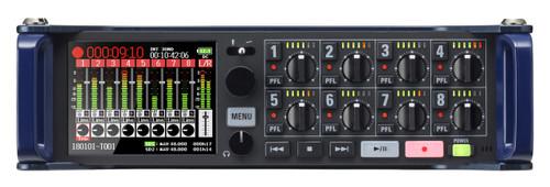 Zoom ZF8n MultiTrack Field Recorder